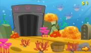 Найди сокровище в аквариуме на FlashRoom