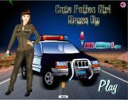 Police girl game на FlashRoom
