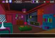 Игра Color Hall Escape фото