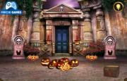 Игра Большое хеллоуинское кладбище на FlashRoom