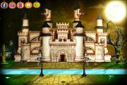 Игра Halloween Dark Magic Castle на FlashRoom