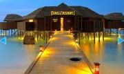 Курорт на острове на FlashRoom
