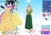Disney Princess на FlashRoom