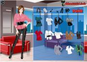 Business Woman Dress Up на FlashRoom
