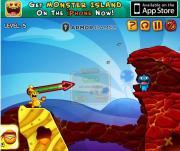 Monster Island на FlashRoom