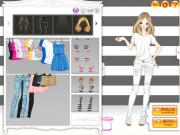 Summer Fashion Style Dress Up на FlashRoom
