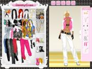 Hip Hop Princess Dress Up