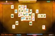Multistage mahjongg на FlashRoom