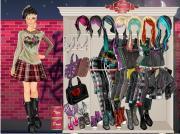 Emo Fashion Expression на FlashRoom