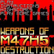 Игра Weapons of Maths Destruction на FlashRoom