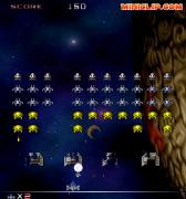 Miniclip Space Invaders