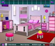 Игра Fancy Kids Room Escape на FlashRoom