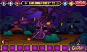 Halloween Pygmy Goat Escape на FlashRoom