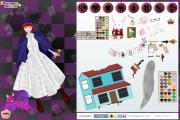 Wonderland avatar creator на FlashRoom