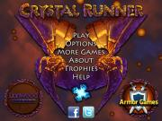 Игра Crystal Runner фото