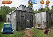 Игра Побег из контейнерного дома на FlashRoom