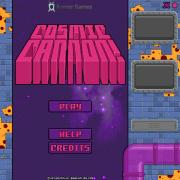 Игра Cosmic Cannon фото