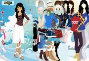 Winter Styles на FlashRoom