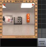 Boxing Gym Escape