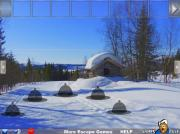 Игра Snow Park Forest Escape на FlashRoom