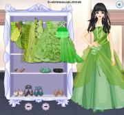 Lime Green Dresses на FlashRoom