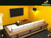 Yellow Dining Room Escape на FlashRoom