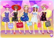 Игра Beach Beautiful Dress Up фото