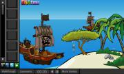 Escape Treasure From Pirate Island на FlashRoom