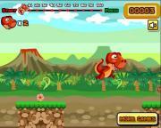 Dino Super Jump на FlashRoom
