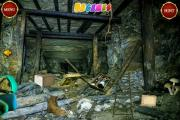 Игра Can You Escape Ruined Building фото