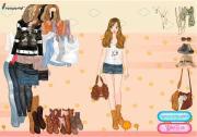 Fall Fashion на FlashRoom