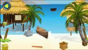 Найди ключ от домика на пляже на FlashRoom