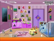 Messy Baby Room Escape на FlashRoom