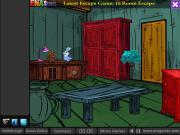Clue House Escape на FlashRoom