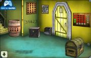 Игра Побег из арсенала на FlashRoom