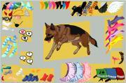Dress the Doggy на FlashRoom
