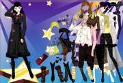Ruhu star Dressup на FlashRoom