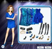 Little Blue Dresses на FlashRoom