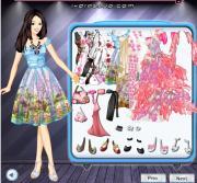 Spring Blossom Dresses на FlashRoom