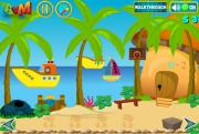 Игра Escape The Beach фото