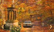 Игра Осенний городской парк 2 на FlashRoom