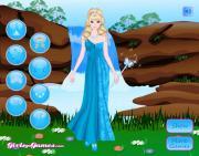 Принцесса водопада на FlashRoom