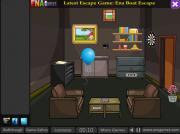 Spy House Escape на FlashRoom