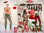 Christmas Characters на FlashRoom