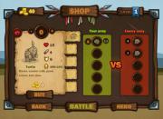 Beasts Battle на FlashRoom