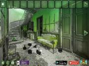 Побег из странного заброшенного дома на FlashRoom
