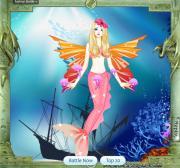 Mermaid Fairy на FlashRoom