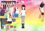 Casual Agian Dress Up на FlashRoom