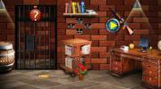 Игра Побег с полицейского участка на FlashRoom