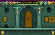 Игра Old Horror Fort Escape фото